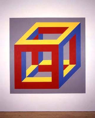 35 best images about sol lewitt by widewalls on pinterest for Art minimal pompidou