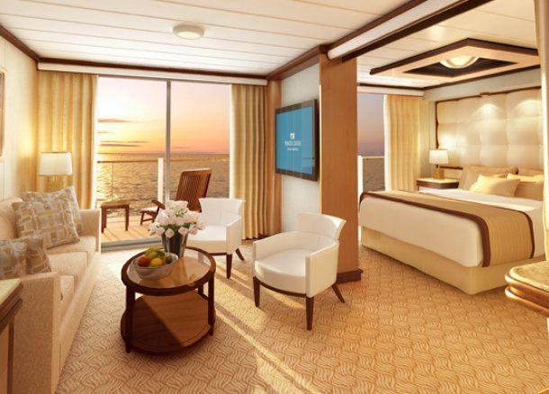 Regal Princess - Cruise Ship Rooms & Suites - Princess Cruises
