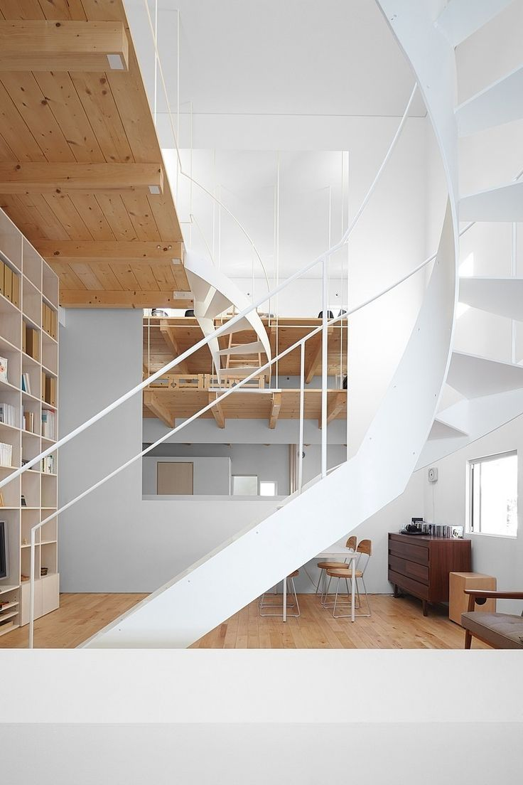 Modern Residence by Jun Igarashi Architects