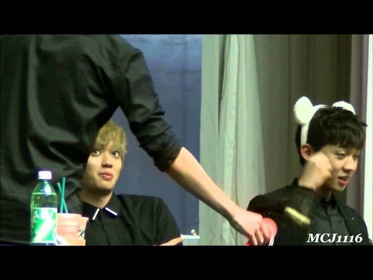 141012 TEEN TOP  Fansigning Event  @Mokdong