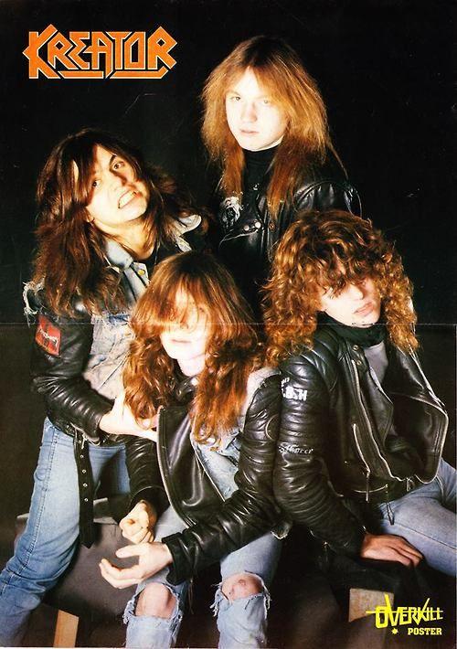Kreator- German thrash band