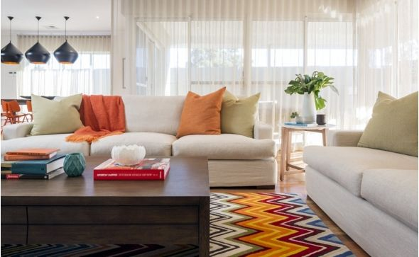 16 Accent Area Rugs | Living room remodel, Living room ...