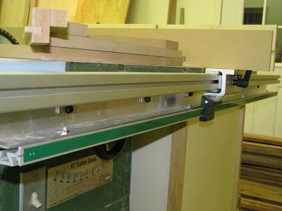 DIY Table Saw Fence #2: Wixey Digital Guage
