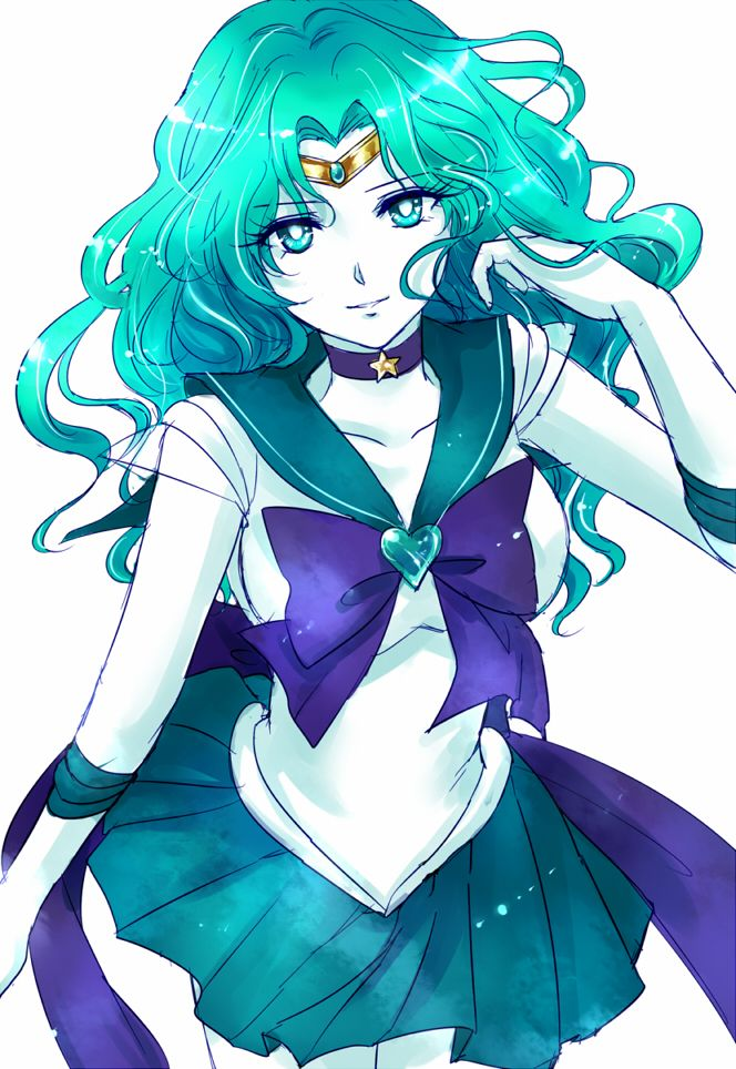 Sailor Neptune graffiti assortment by ginkgo