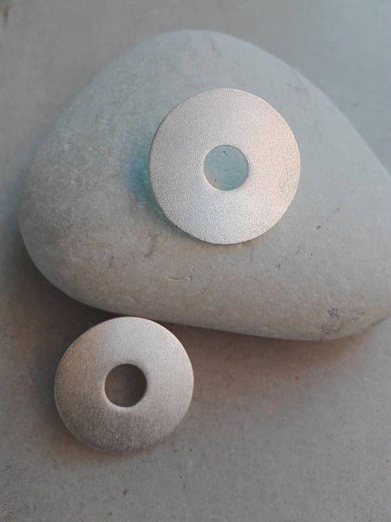 Silver Plated Earrings Geometric Earrings Brass Earrings
