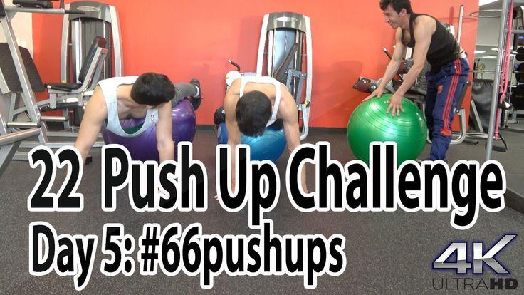 Day 5 | #66pushups for #22KILL | 22 days & 1, 111 Pushups for #22kill | ...