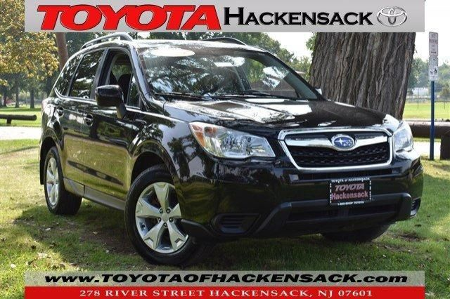 Used 2014 Subaru Forester 2.5i Premium for sale at Toyota of Hackensack in Hackensack, NJ for $14,891. View now on Cars.com.
