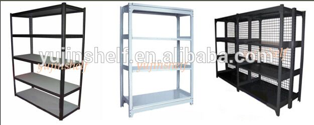 Single Sided cantilever rack with adjustable steel shelf/Heavy duty raw material storage cantilever rack