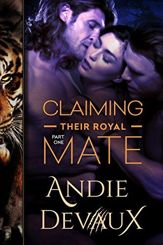 Claiming Their Royal Mate: Part One - http://freebiefresh.com/claiming-their-royal-mate-part-one-free-kindle-review/