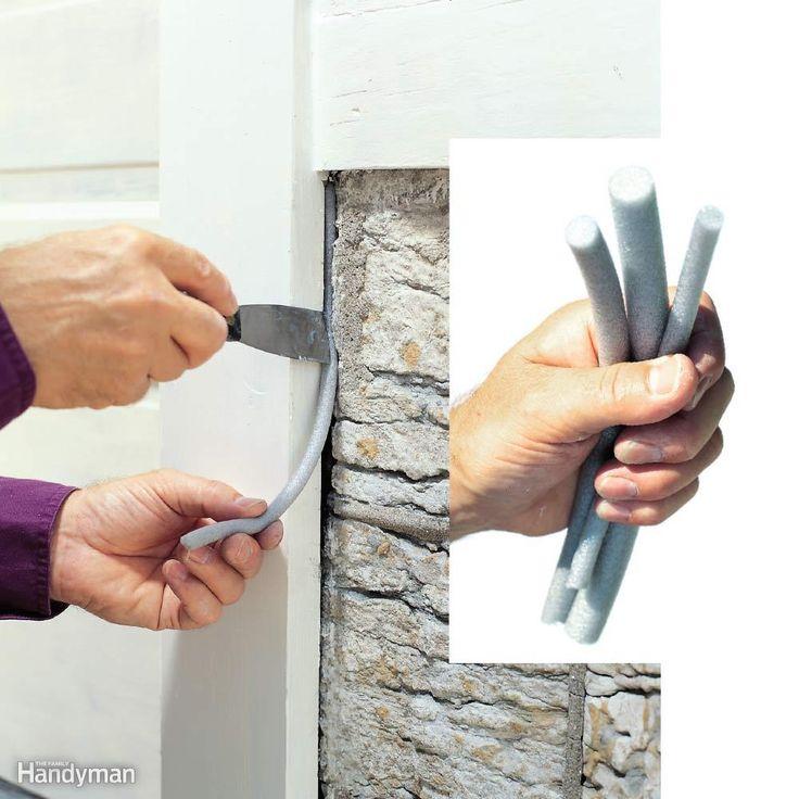 Make Exterior Caulk Last Longer Caulking Tips Home And The Gap