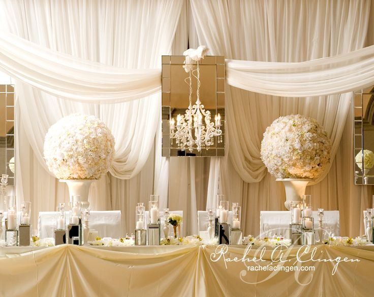 Sweetheart Table Vs Head Table For Wedding Reception: 17 Best Images About Wedding Backdrops On Pinterest