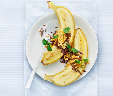 banan i mat