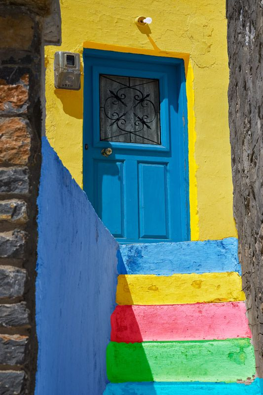 Colours of Chios Island, Greece