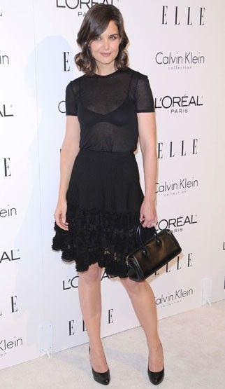 Katie Holmes Style Fashion