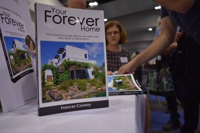Signing copies of my book! 'Essential Design Insights to Future Proof your Home' #whitepebbleinteriors #yourforeverhome #futureproofing #homedesign #HIAhomeshow #interiordesign #newhomes #renovations You can grab the copy of my book here: www.yourforeverhome.com.au