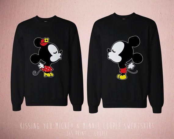 Disney Couple Matching Shirts  Cute Couples by 365inlovedotcom, $45.99