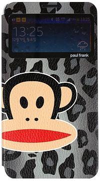 For Samsung Paul Frank Animal Window Gray