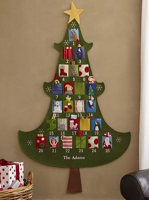 advent calendar #DIY - might need to be a summer project next year