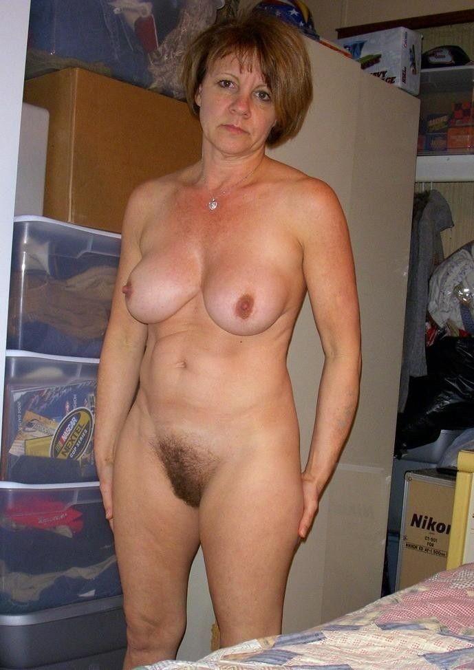 Домашние фото пожилых голых женщин — pic 12