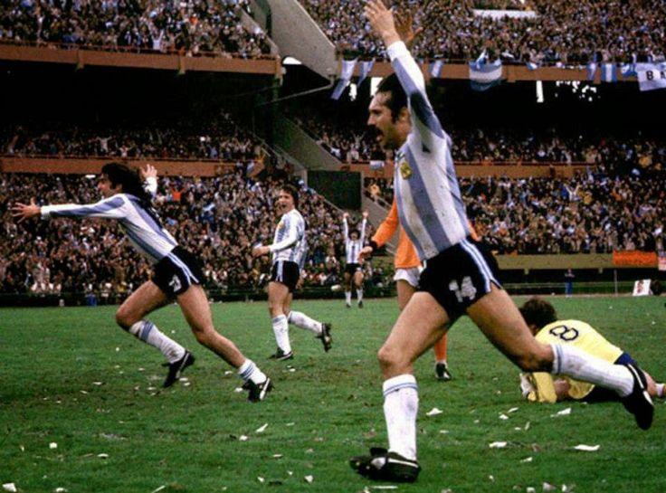 ANOTANDO FÚTBOL *: MUNDIAL 1978 * PARTE 15