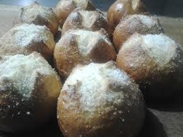Piñitas pan dulce Venezolano