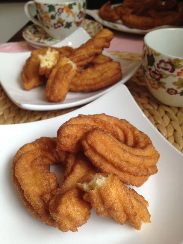 Paleo Churros, the real deal!