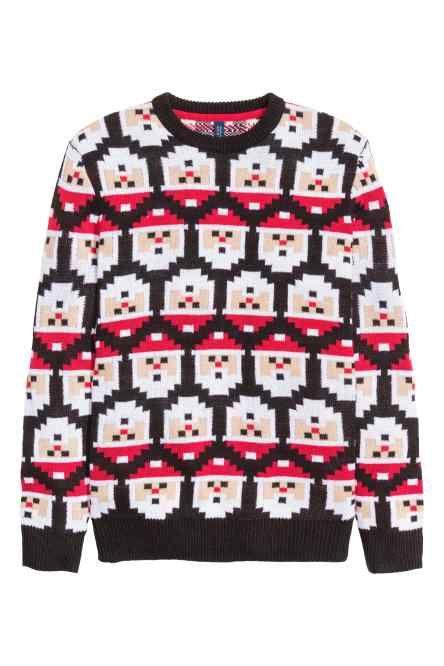 Sweter męski H&M 59,90 zł