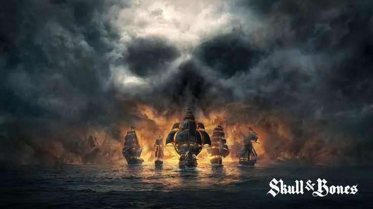 Ubisoft shares the first high resolution screenshots of its new IP Skull & Bones, on top of plenty of information and artwork.
