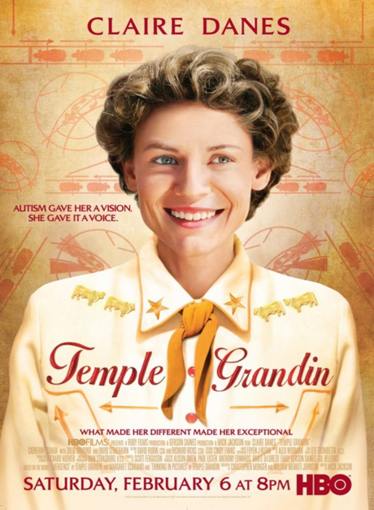 Mick Jackson - Temple Grandin