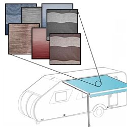 You may check this Useful #AlekoProducts. ALEKO® 15' X 8' (4.5 X 2.4 m) RV Awning Fabric Replacement (Choose your color)