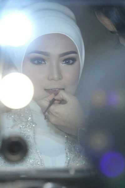 Makeup for akad nikah  #makeupartist #makeup #wedding