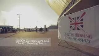 British Rowing Indoor Championship #1