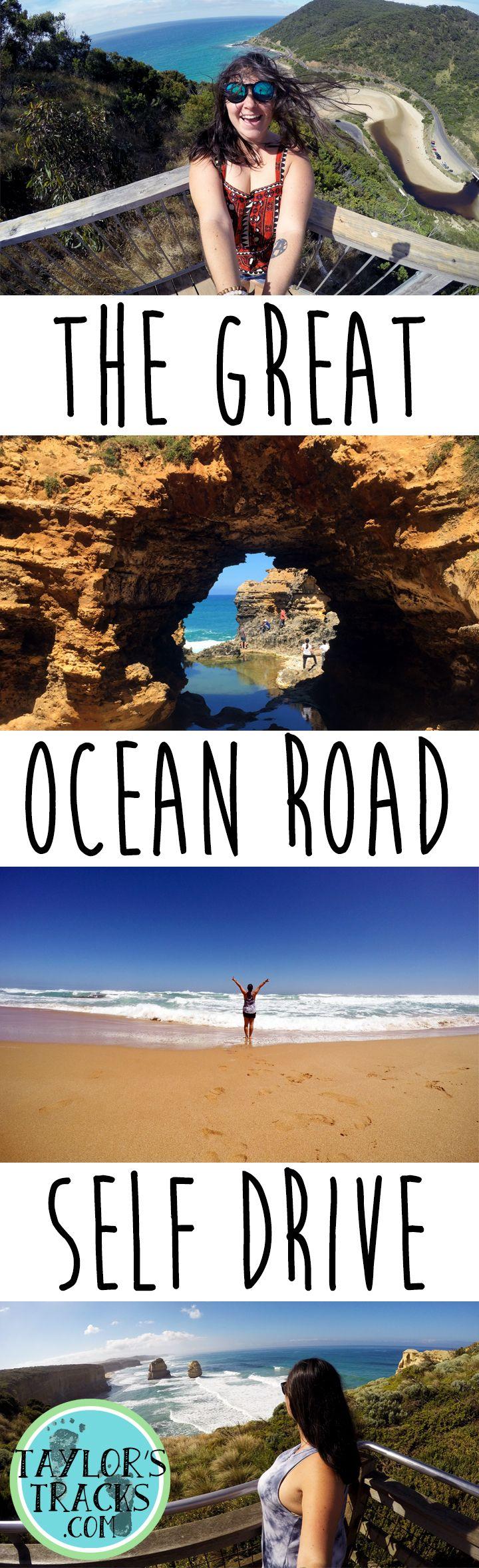 The Great Ocean Road Self Drive www.taylorstracks.com