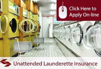 Unattended Launderette Shop Insurance