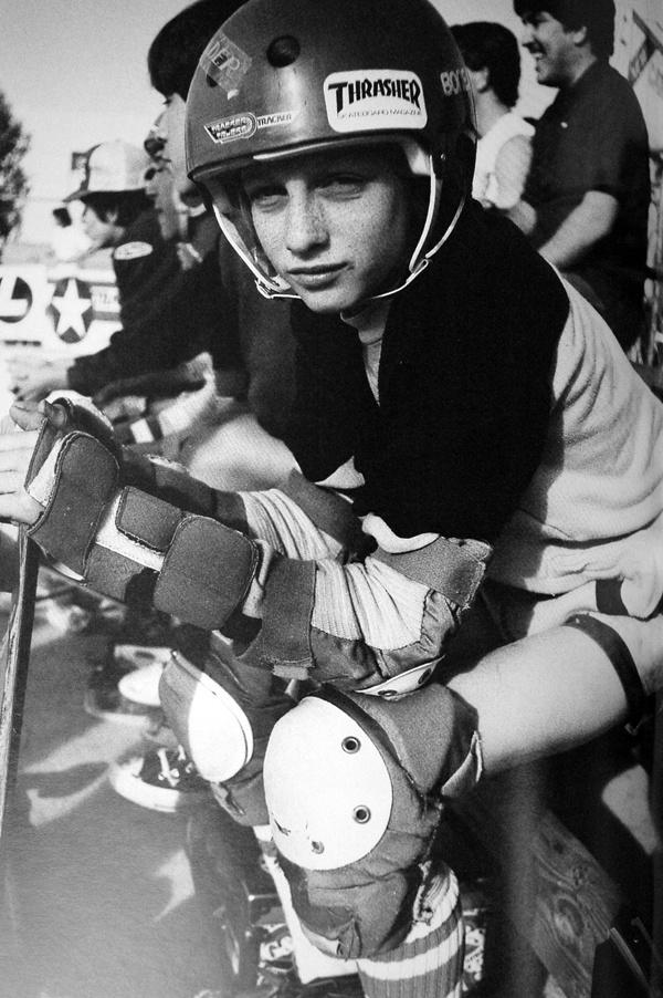 Tony Hawk - Carlsbad, CA (I had such a teen-crush on him!)