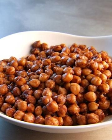 Spicy Indian Chickpeas Recipe