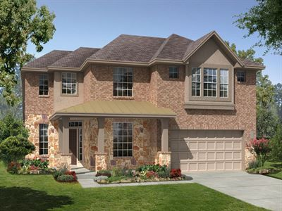 The Trieste II Collection By Ryland Homes. Ryland HomesCinco RanchTriesteNew  ...