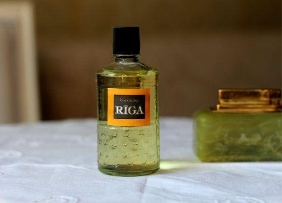 Vintage Ode Cologne RIGA by DZINTARS Rīga Perfume by RamonaStore