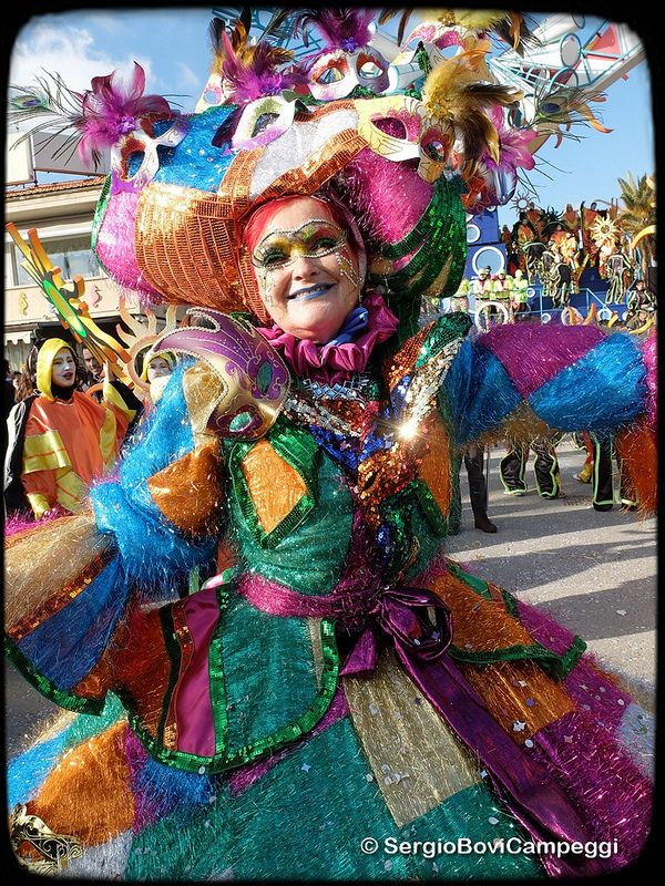 Carnevale di Viareggio [DSCF6086]