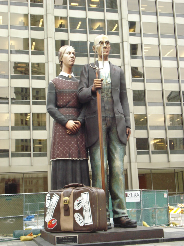 134 best american gothic with a twist images on pinterest for Painting with a twist chicago