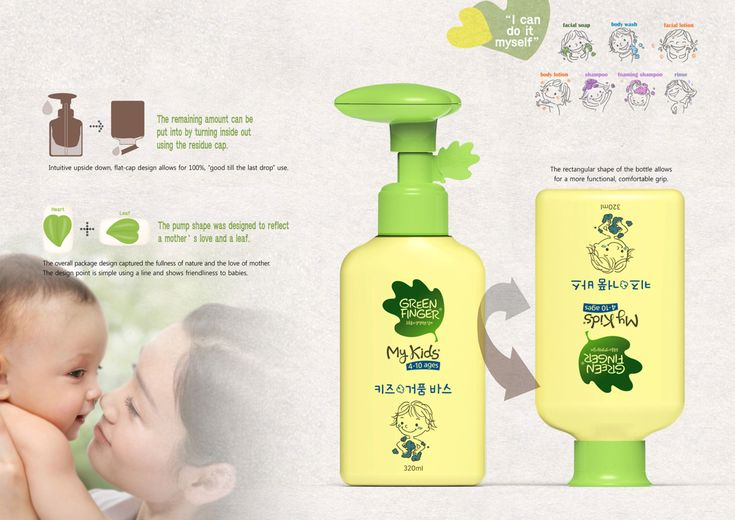 GreenFinger Forest Friend | Skin-care line | Beitragsdetails | iF ONLINE EXHIBITION