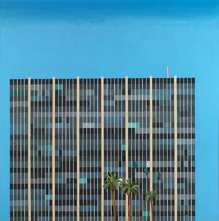 Savings and Loan Building, David Hockney, 1967