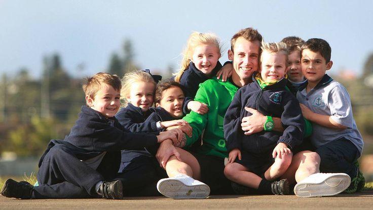 GALLERY: Socceroo Luke Wilkshire charms Flinders