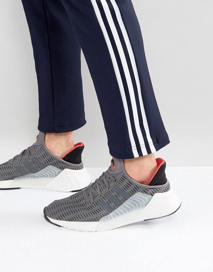 ADIDAS ORIGINALS CLIMACOOL 02/17 SNEAKERS IN GRAY CG3346 - GRAY. #adidasoriginals #shoes #