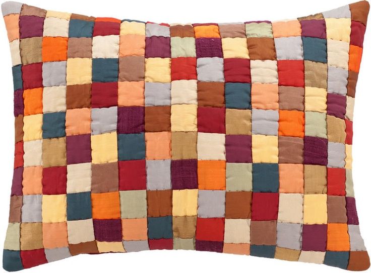 Mosaic Decorative Pillow | Pine Cone Hill Outlet