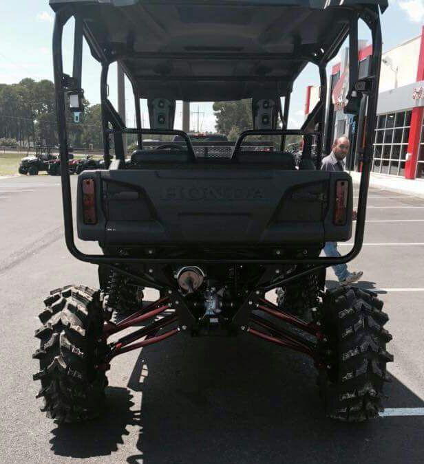 Monster Trucks For Sale >> Honda Pioneer 700 Lift Kit Options For Sale - Custom SxS / UTV / Side by Side… | Custom Honda ...