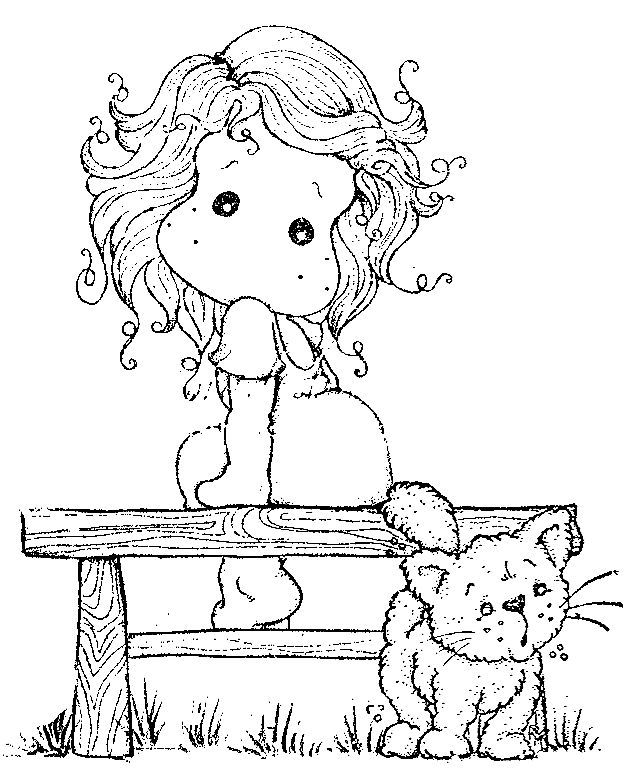 magnolia stamps coloring pages - photo#36