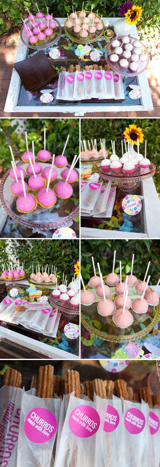 Fiesta Themed Baby Shower