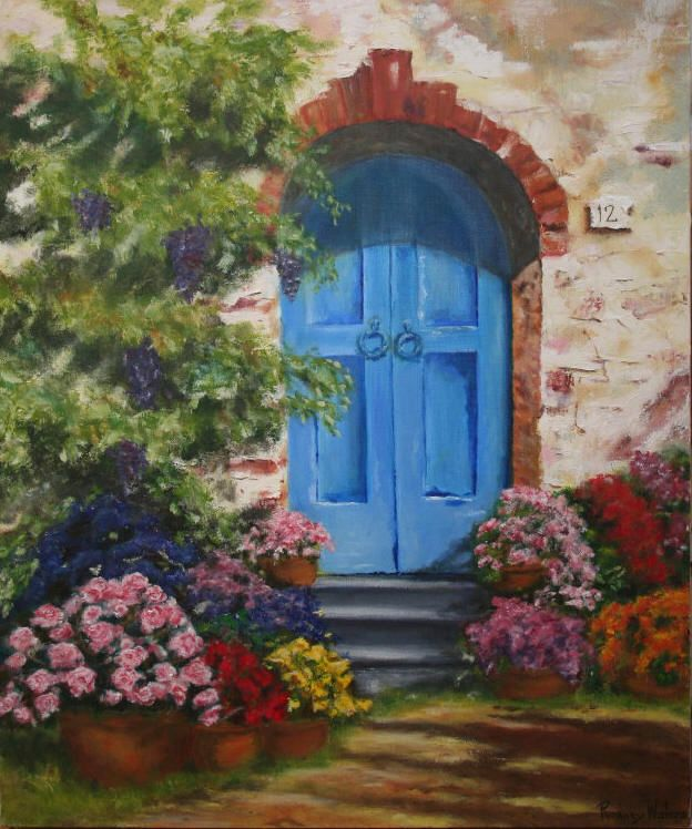 Please describe a TUSCANY color to me! I need to share it with our painter for our walls???? | Answerbag