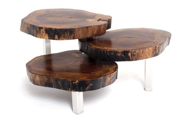 In Einer Welt Der Begrenzten Ressourcen Sind Die Einzigartigen Couchtische  Aus Massivholz Eine Alternative Der Serienmäßig Hergestellten Stücke.  Rotsen Ist